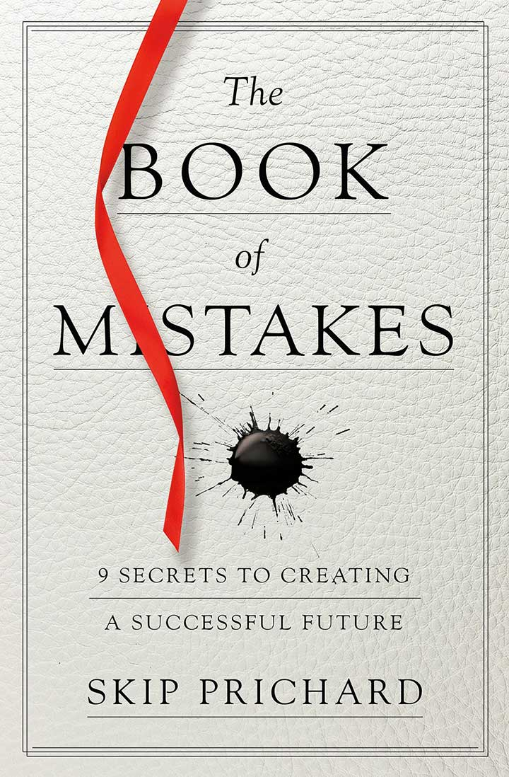 Book of Mistakes by Skip Prichard