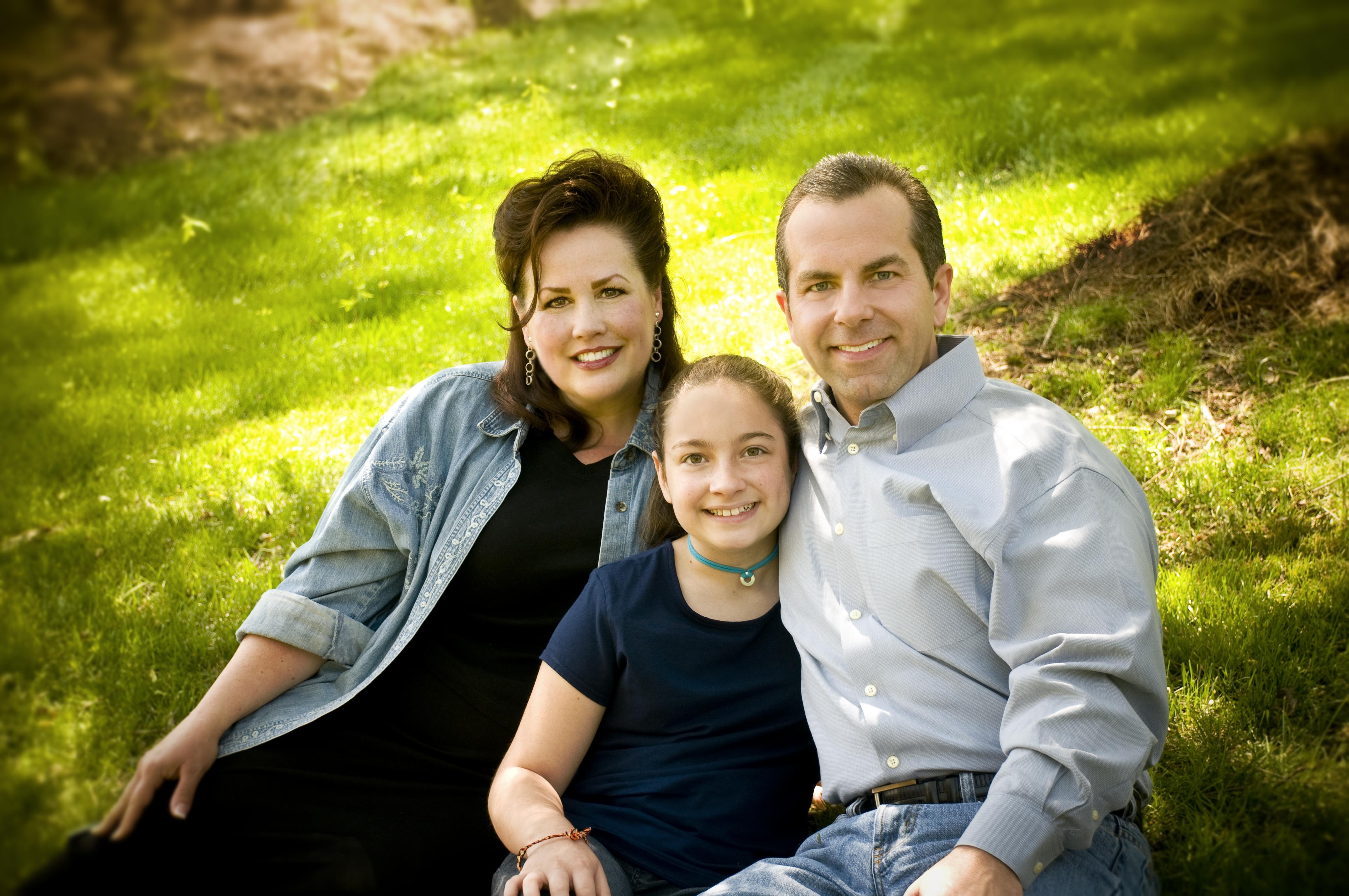 The Prichard Family