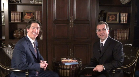 A Quick Start for Your Day – My Conversation With Joel Osteen