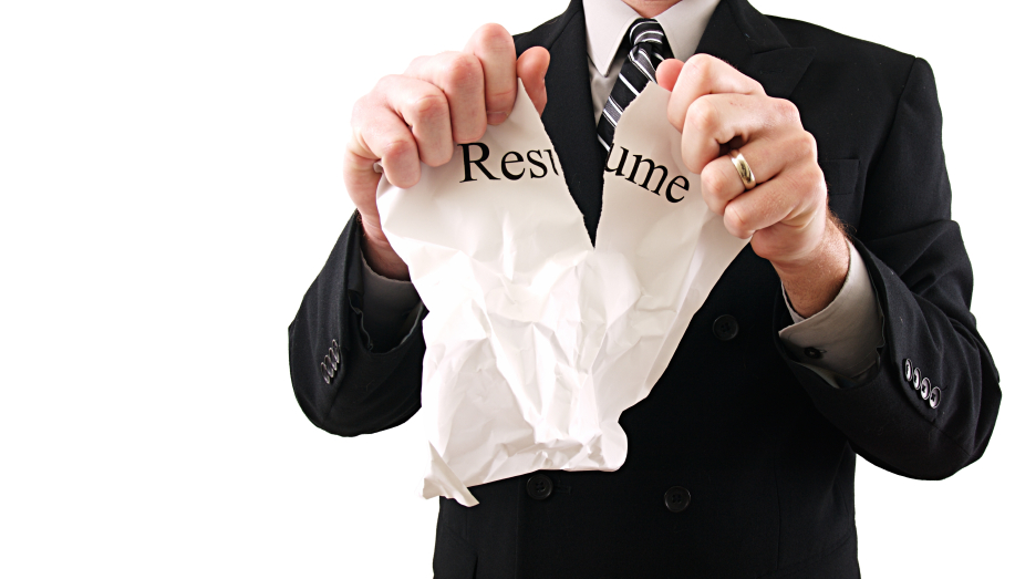 top 10 resume mistakes