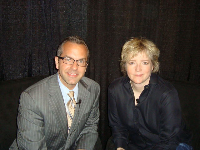 Karin Slaughter on Setting, Procrastination and the Importance of Libraries