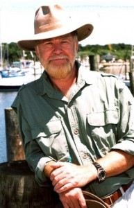 Author Dennis Perkins