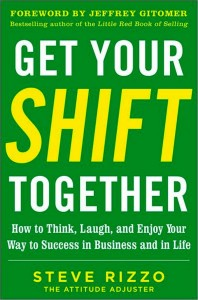 Get Your Shift Together Book