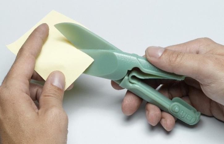 3-D-printed scissors