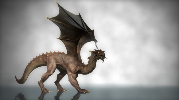 bigstock-walking-dragon-39096460