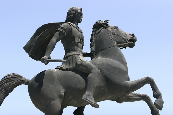 alexander the great his influence on Alexander iii of macedon (20/21 july 356 bc – 10/11 june 323 bc), commonly  known as  during his youth, alexander was tutored by aristotle until age 16  after philip's  he is often ranked among the most influential people in history.