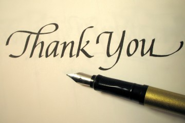 28 Appreciation, Gratitude and Thank You Quotes