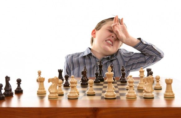 Chess - Bad Move