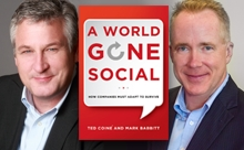 Mark Babbitt and Ted Coine A World Gone Social Amazon Author