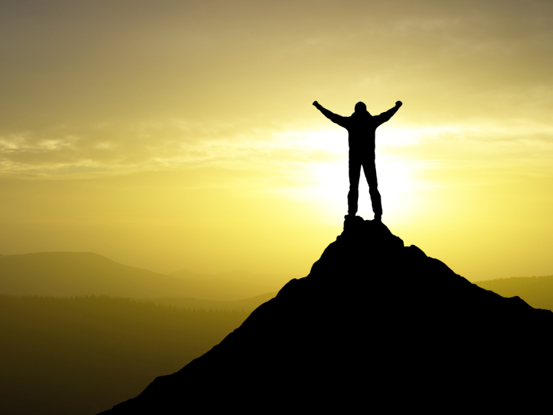Achieving Peak Performance by Conquering the 7 Summits of Sales