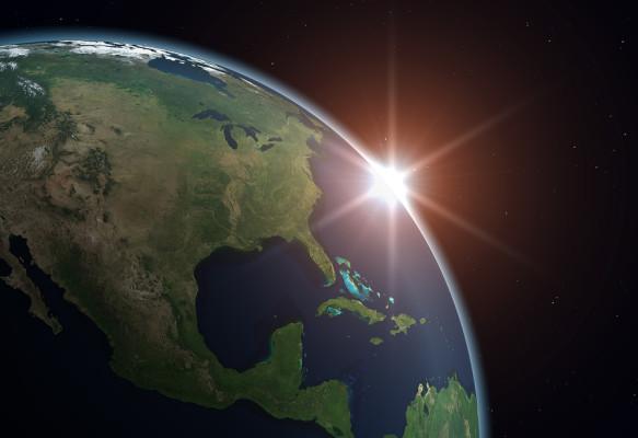 Planet Earth - North America