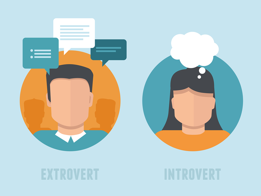 Introvert or extrovert who makes the better leader for Introvert vs extrovert