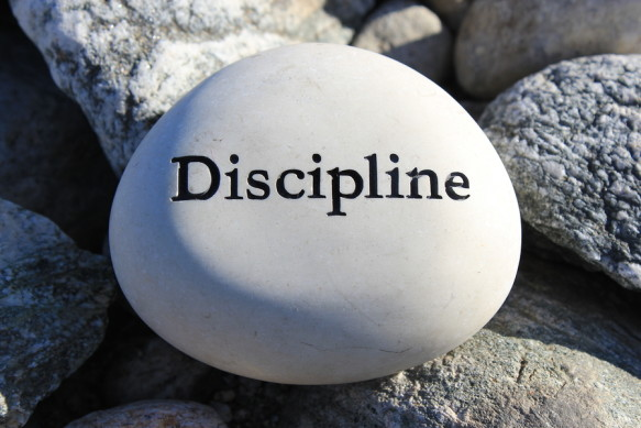 how to become a disciplined person
