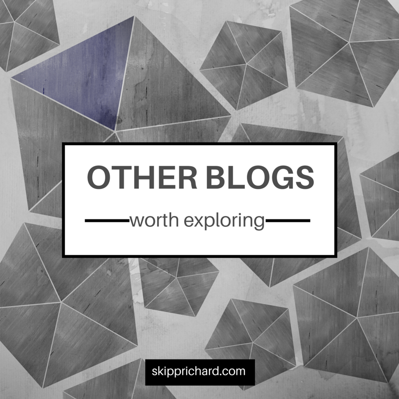 Other Blogs worth Exploring