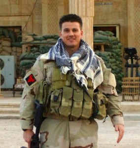 Navy Seal Ed Hiner