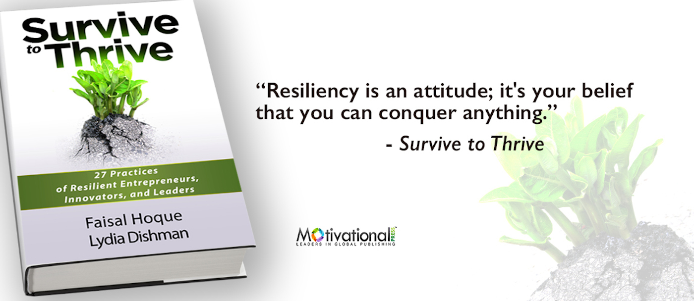 Survive to Thrive - Relient Attitude