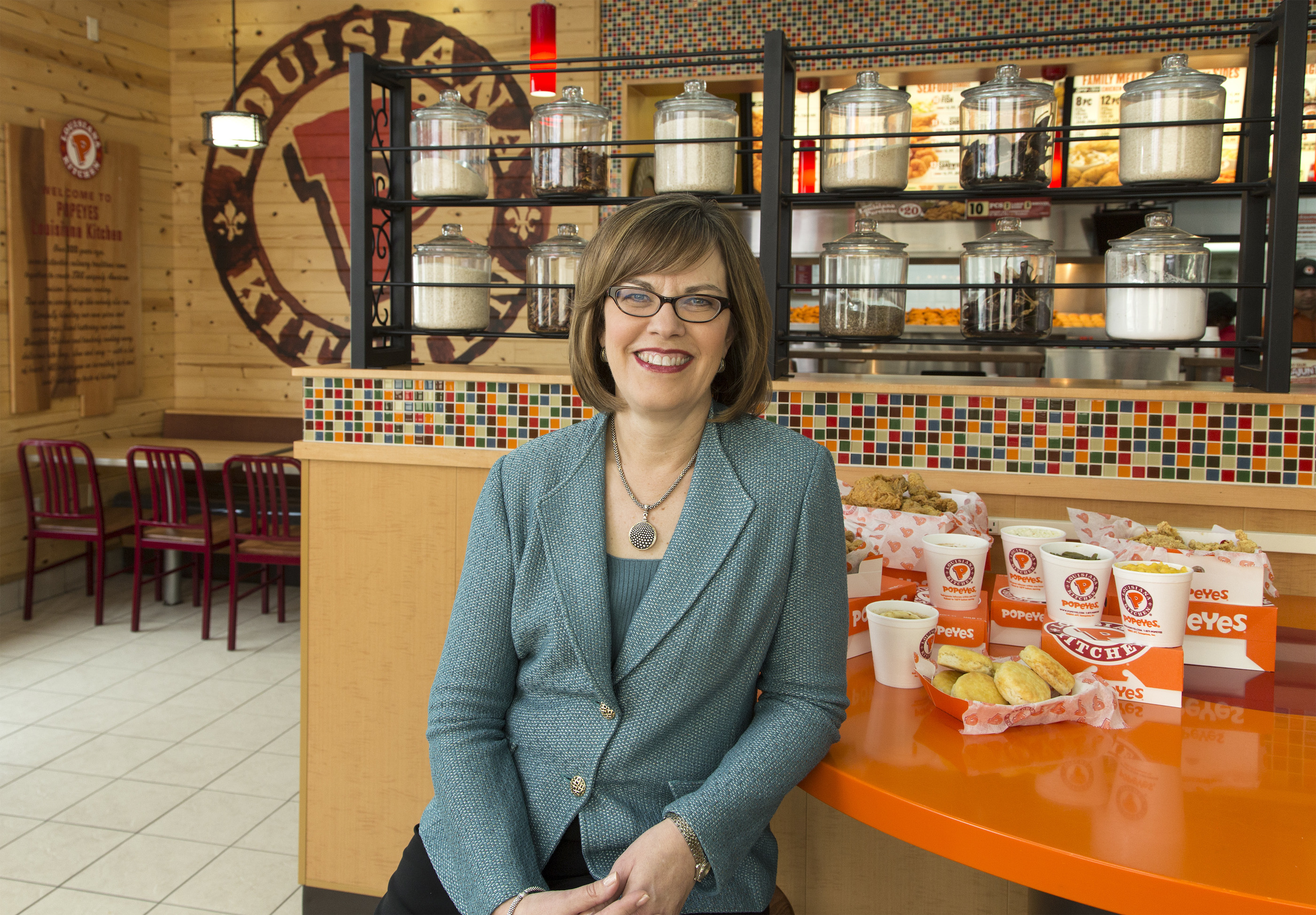 Cheryl Bachelder, Used by Permission