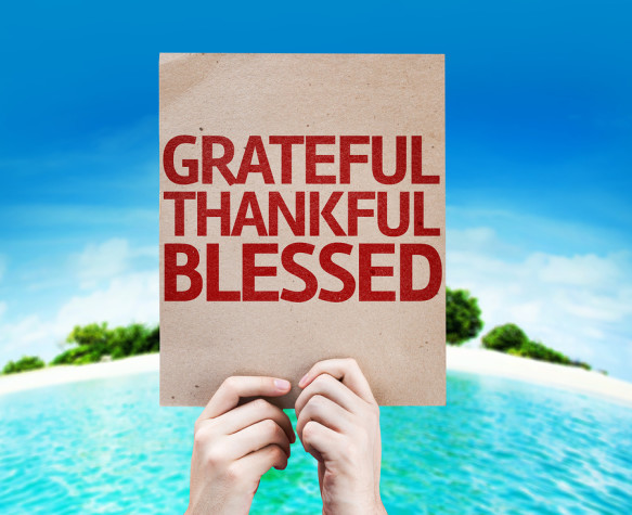 Grateful Thankful Blessed Benefits of Gratitude