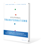 Cultural Transformations Bookcover