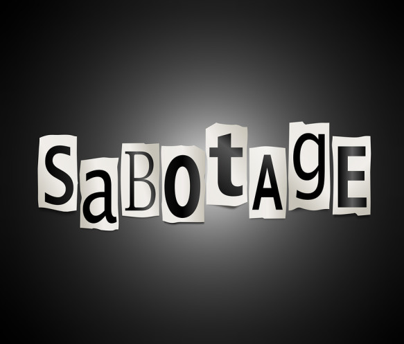 Image result for pictures of Sabotage