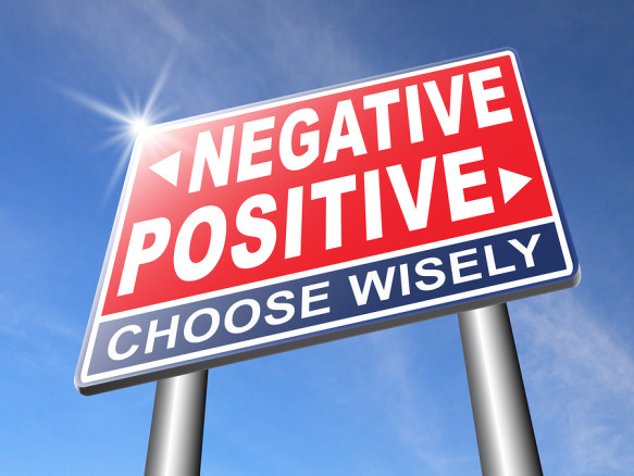 Choose A Positive Attitude