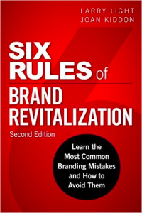 Six Rules of Brand Revitalization