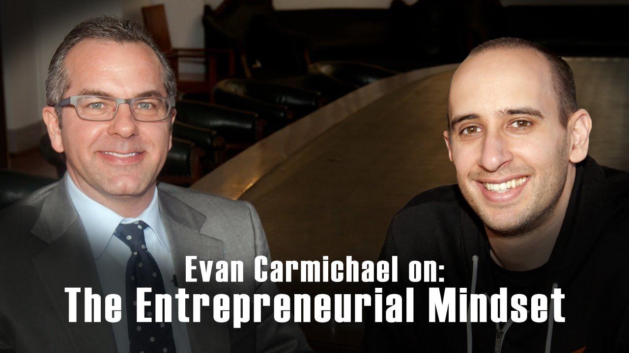 6 Entrepreneurial Lessons from Evan Carmichael
