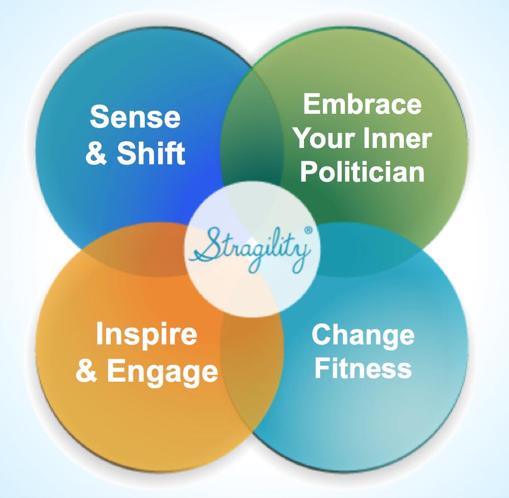 4 Stragility Skills