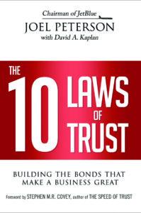 Ten Laws of Trust