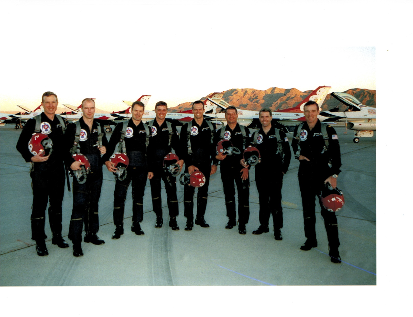 2000 Pilots