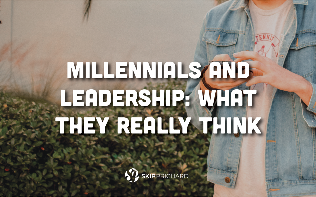 Millennials and Leadership: What They Really Think