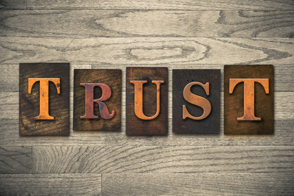 10 Laws Of Trust Build The Bonds That Make A Business Great