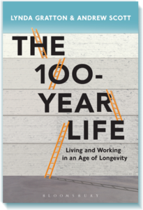 The 100 Year Life Book Jacket