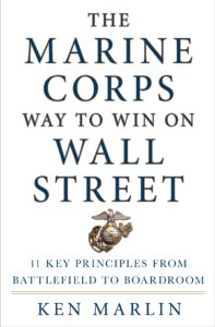 The Marine Corps Way to Win on Wall Street cover image