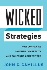 Wicked Strategies John C. Camillus