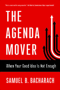 The Agenda Mover Book Jacket