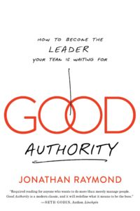 Good Authority Cover