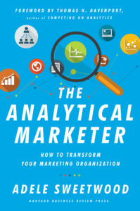 The Analytical Marketer_Book Jacket
