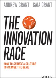 innovation race book jacket