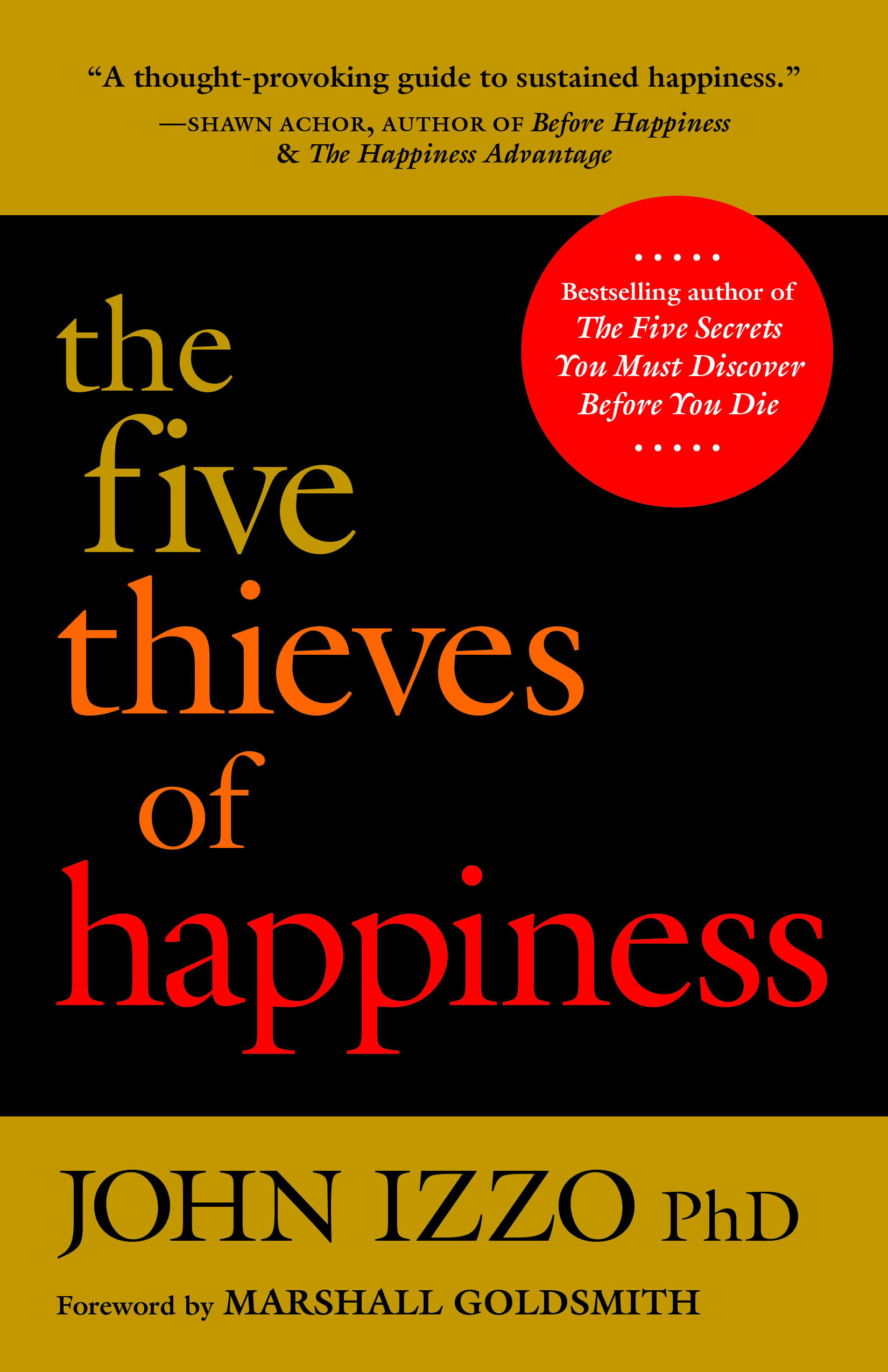 5 Thieves of Happiness
