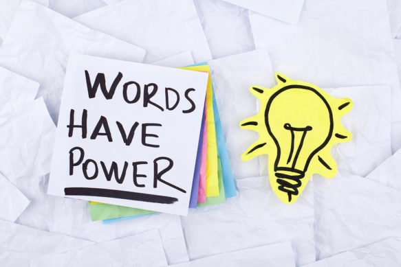 Words Have Power Expensive Sentences