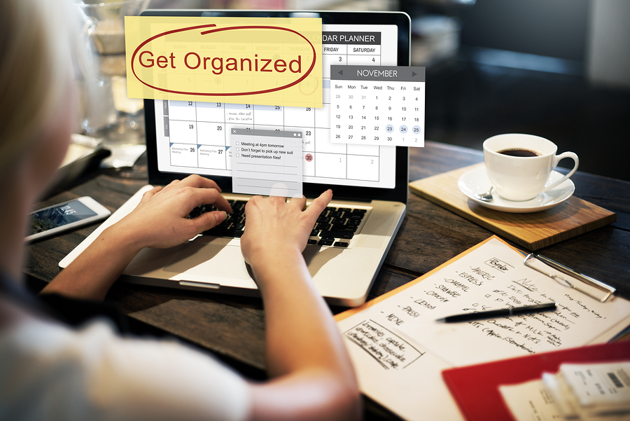 13 Habits You Need to Stay Organized