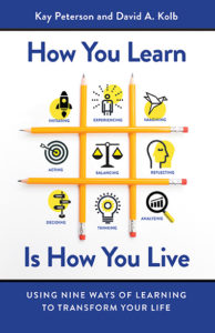 How You Learn is How You Live Book Jacket