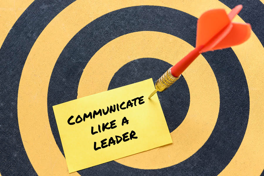 Communicate Like a Leader