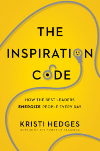 Inspiration Code Book Jacket