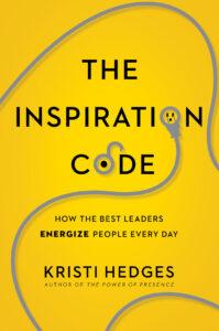 Inspiration Code Book Jacket