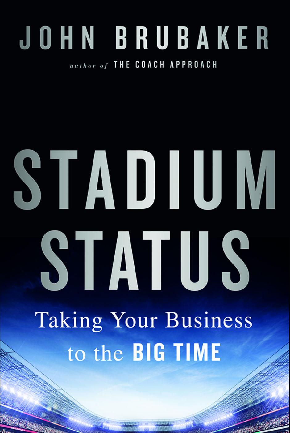 Book Cover Stadium Status