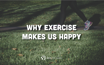 Why Exercise Makes Us Happy