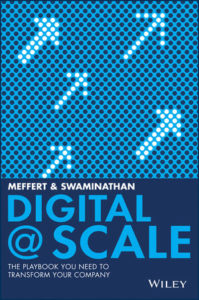 Digital@Scale book cover