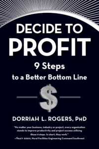 Decide to Profit book jacket